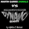 Laidback Luke, Hardwell - Dynamo (Oliver Twizt Trap Mix) VS Martin Garrix - Animals (Original Mix)