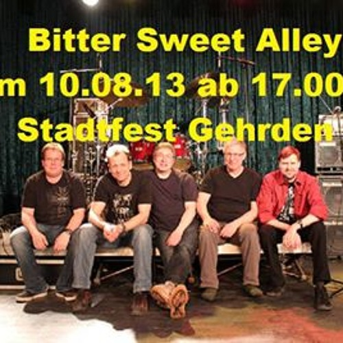 Bitter Sweet Alley (live): Brown Sugar