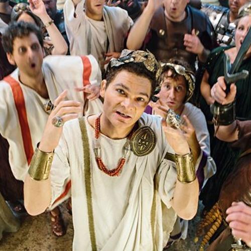 Horrible Histories - Crassus - 'Minted'