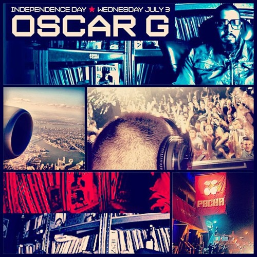 OSCAR G ~ MADE IN MIAMI Mix ~ July 2013