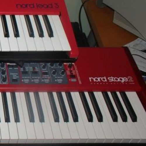 Nord stage 2/KRONOS - TOTO Piano sounds