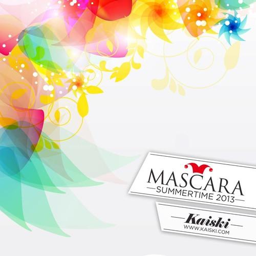 Mascara Summertime 2013 - Mixed by Kàiski