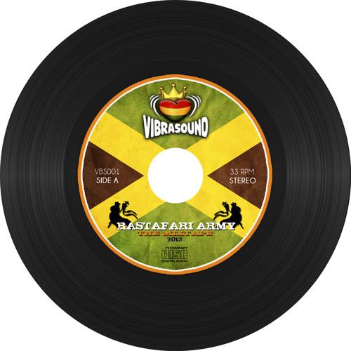 Vibrasound - Rastafari Army (Mixtape 2013)