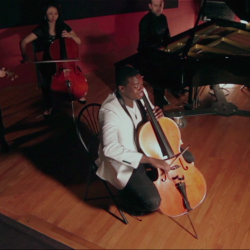 "Heart Attack (Demi Lovato K-O.ver) - String Quartet, Piano, & Cellobox by Kevin ""K-O."" Olusola"