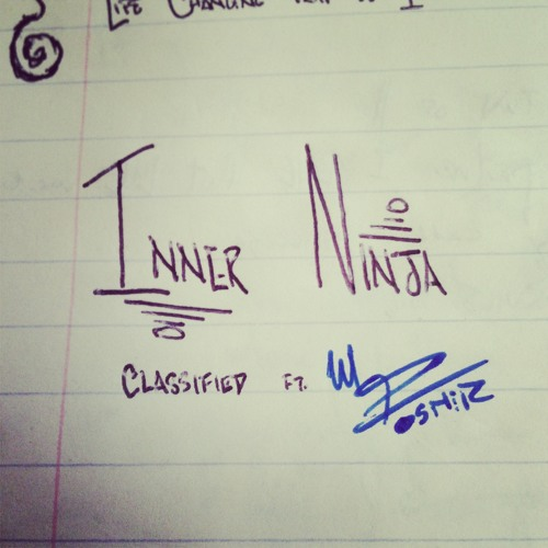 "Classified ft. Mike Posner -- ""Inner Ninja"""