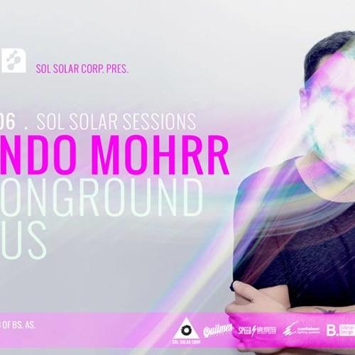 2013.06.29 - Facundo Mohrr Live @ Bahrein - Buenos Aires, AR