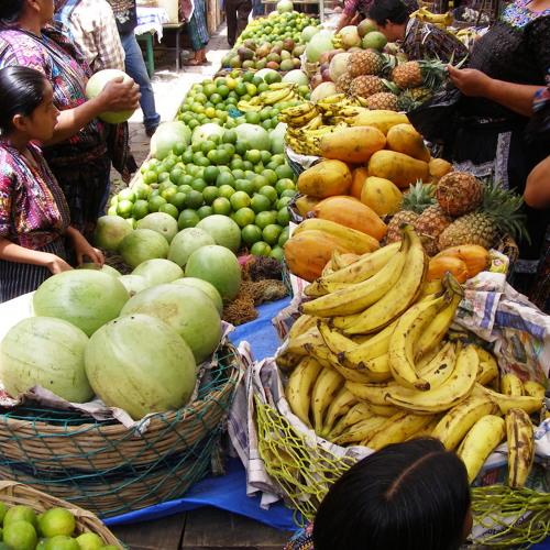 Guatemalan Street Markets
