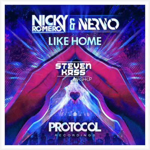 Nicky Romero,  Nervo & Gregor Salto Vs Antranig - Shake Home (Steven Kass Mashup)