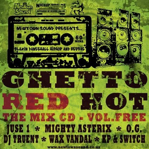 Ghetto Red Hot Vol.FREE