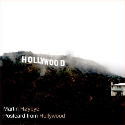 Martin Hoybye: Postcard from Hollywood - single