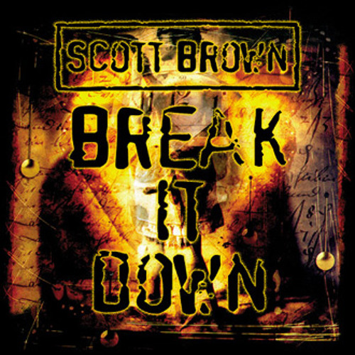Scott Brown - Break it down (Traxtorm Records - TRAX9809)