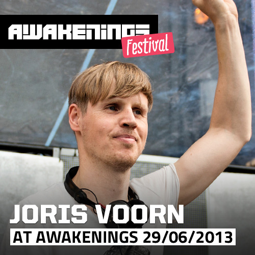 Joris Voorn at Awakenings Festival 2013