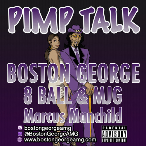Pimp Talk Ft. M.J.G., 8Ball, Marcus Manchild