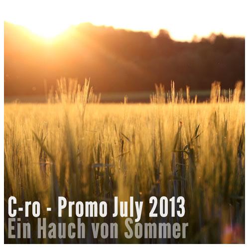 C-ro - Ein Hauch Von Sommer (Promo July 2013)