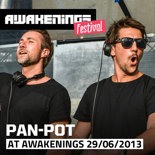 Pan-Pot at Awakenings Festival 2013