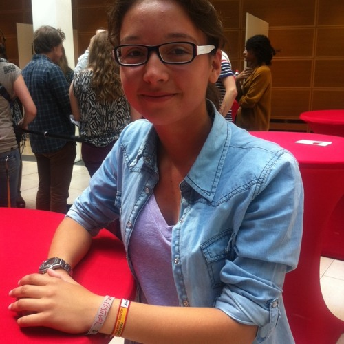 """Den Zusammenhalt unter den jungen Europäern stärken!"" Sonja Shah (17)"