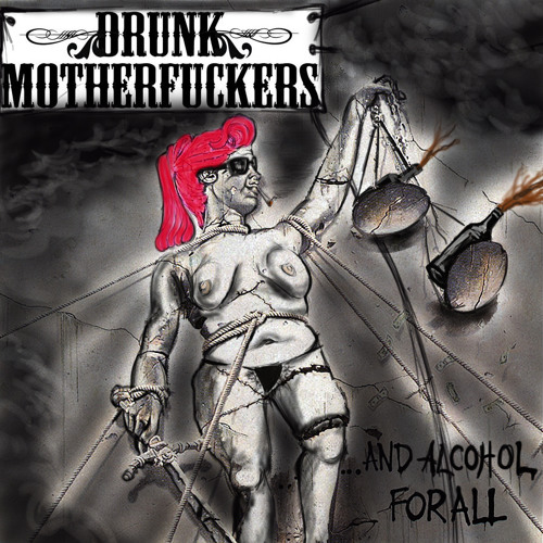 Baptized in Alcohol
