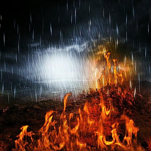 Fire In The Rain (Prod.Gnug)