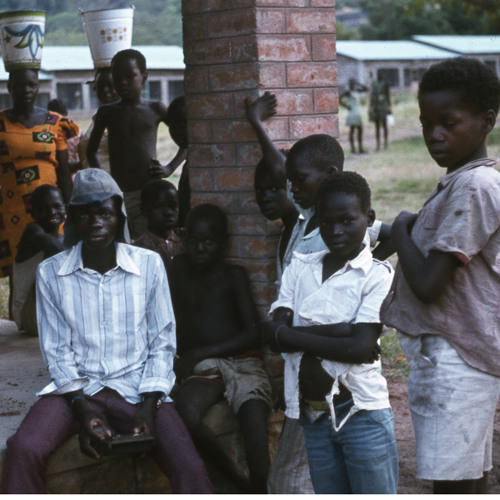 Moru Sanza music from South Sudan by Timon Beri, recorded by Patti Langton (1979)