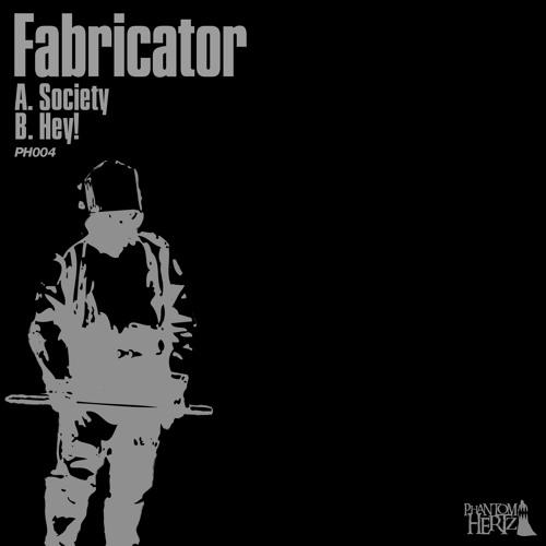 Society // Hey! [CLIP] (Phantom Hertz Recordings) OUT NOW