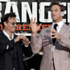 Direct from Hollywood: Armie Hammer Reveals He Got Rowdy with Johnny Depp in Russia