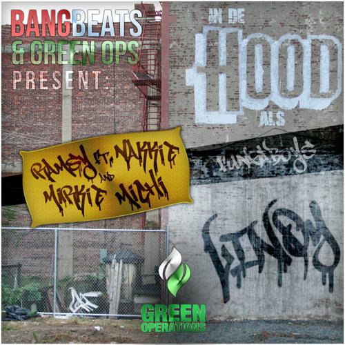 Ramsy ft Nakkie, Mirkie & Michi - In de Hood als (Prod. By BangBeats)