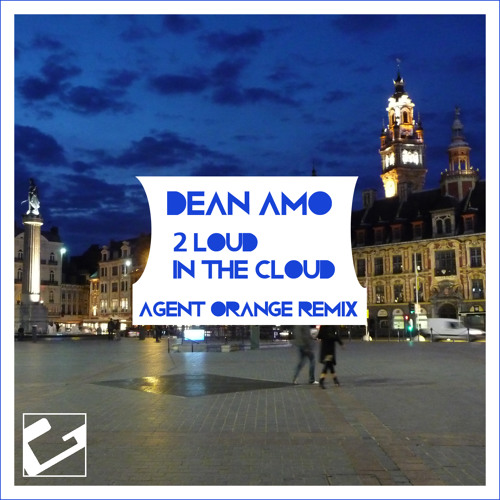 Dean Amo- 2 loud in the clouds- Gotham Grooves records- GRO23-