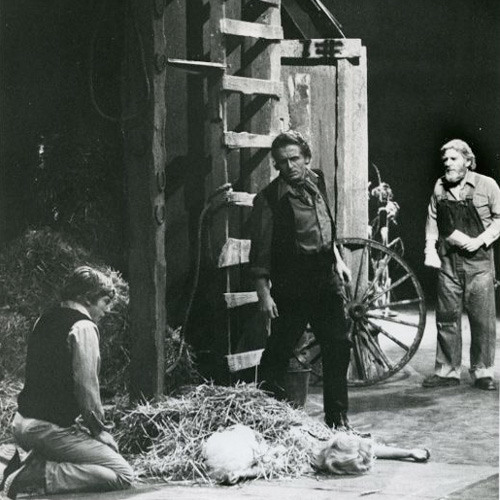 "Seattle Opera ""Countdown to the 50th"" OF MICE AND MEN"