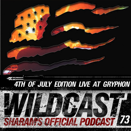 Sharam Wildcast 73 - 4th Of July Edition, Live at Gryphon