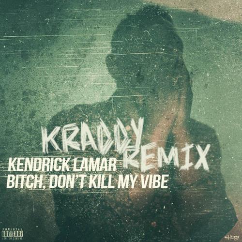 Kendrick Lamar - Bitch Don't Kill My Vibe (KRADDY Remix)