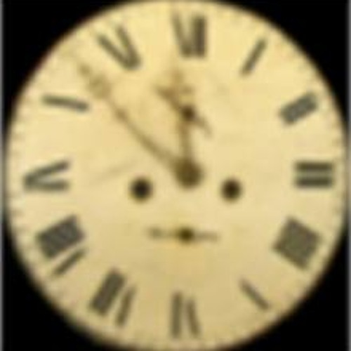 BLURRED CLOCK TICKS
