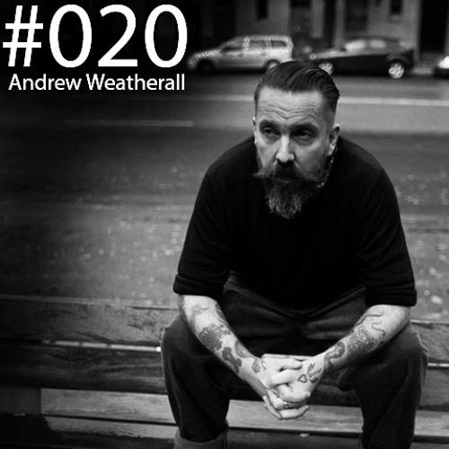 deathmetaldiscoclub #020 - Andrew Weatherall