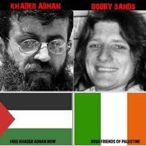 Khader Adnan, Bobby Sands