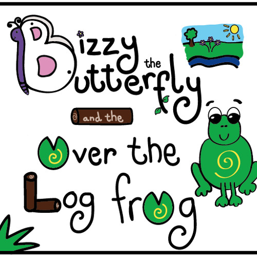 Bizzy the Butterfly and the Over the Log Frog - snippet!