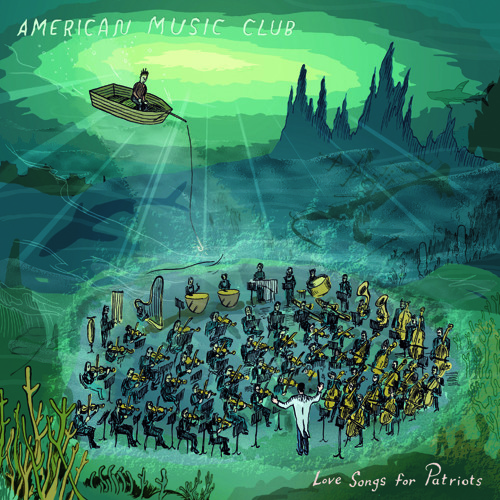 "American Music Club ""Patriot's Heart"""
