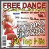 FREE DANCE COMPILATION WINTER 2012 (DEMO VERSION) Portada del disco