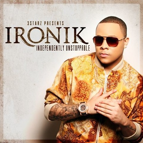 08. Ironik feat Lemar - Bullet Love (Independently Unstoppable EP)