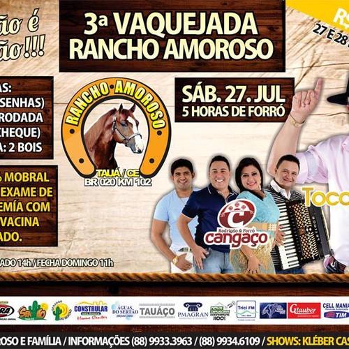 VAQUEJADA RANCHO AMOROSO - 2013 - TAUÁ - CE