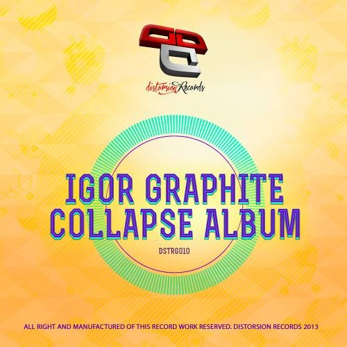Igor GRAPHITE - Tasty Threat  (OUT NOW)