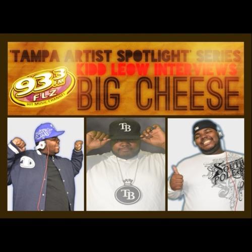 93.3FLZ's Kidd Leow interviews Big Cheese!