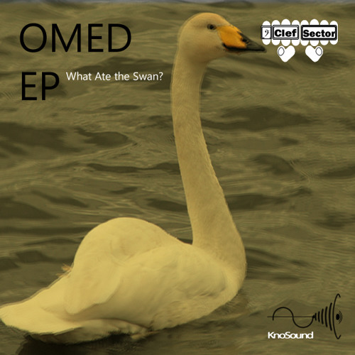 "Free Download Clef Sector - Omed EP ""What Ate the Swan?"" KnoSound Music"