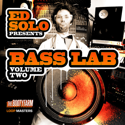 Ed Solo's Bass Lab Vol 2 (Loopmasters)