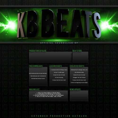 KB BEATS 2013 POWER DEMO WITH TAG