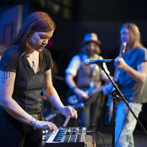 The Dandy Warhols - Big Indian (opbmusic session)