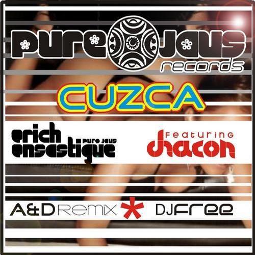 Erich Ensastigue Ft. Chacon - Cuzca (Disel Tenoch & Albert de Leon Official Remix) DEMO