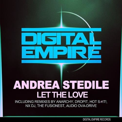 DER0109: Andrea Stedile - Let The Love (Out Now + REMIXES On Beatport)