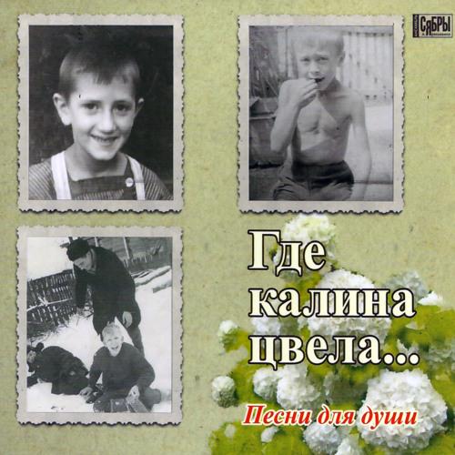 """CD """"Где калина цвела"""", Анатоль Ярмоленко"""
