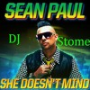 Sean Paul-She Does't Mind Remix By Dj Stome Portada del disco