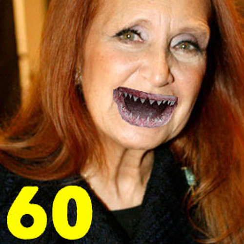60: The Jaws Of Danielle Steel