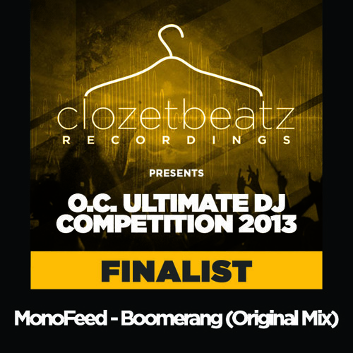 MonoFeed - Boomerang (Original Mix)